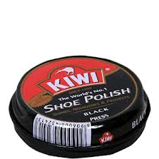 Kiwi Shoe Polish Black