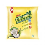 Klf Coconut Oil Coconad 500 ml Pouch