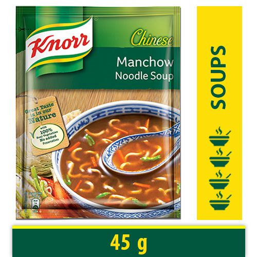 Knorr Chinese Manchow Noodle Soup