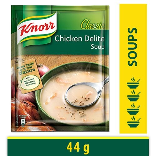 Knorr Knorr Chinese Sweet Corn Veg Soup