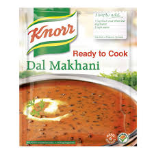 Knorr ready to cook dhal makhani