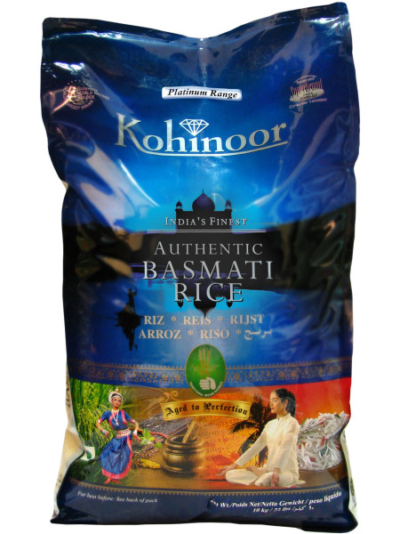 Kohinoor Authentic Basmati Rice