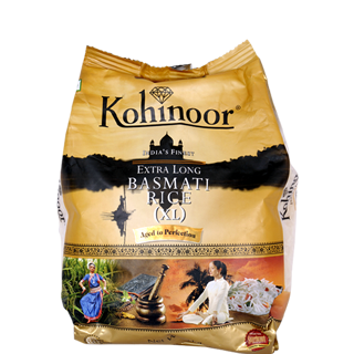 Kohinoor Extra Long Basmati Rice XL
