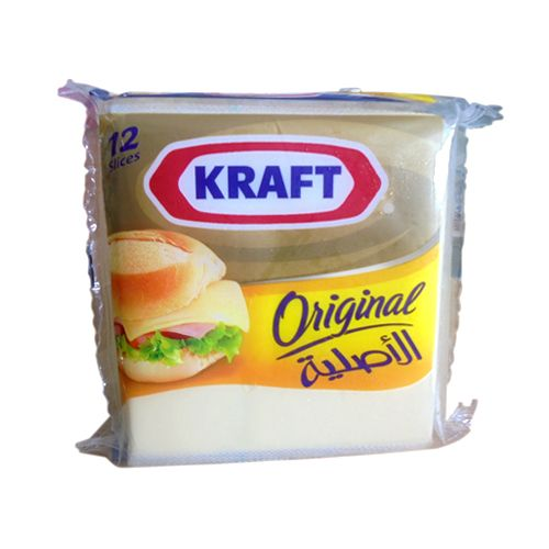 Kraft Cheese Original Processed Cheddar slices