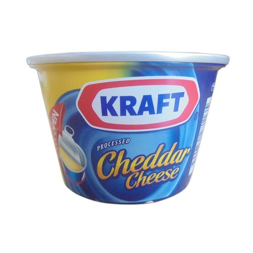 Kraft Cheese Processed Cheddar Cup