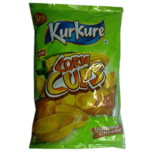 Kurkure yummy cheese corn cups