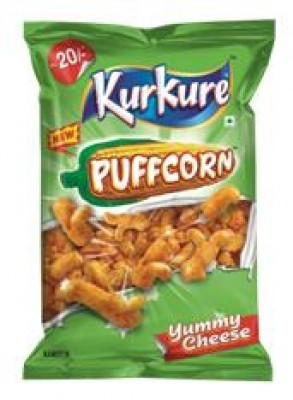 Kurkure yummy cheese puffcorn