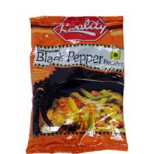 Kwality Compounded Black Pepper Powder