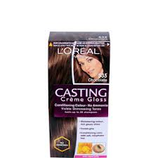 LOreal Casting Creme Gloss Conditioning Colour No Ammonia 535 Chocolate
