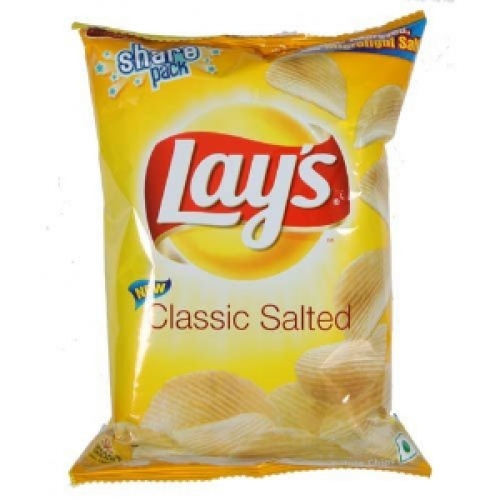 Lays Potato Chips Classic Salted