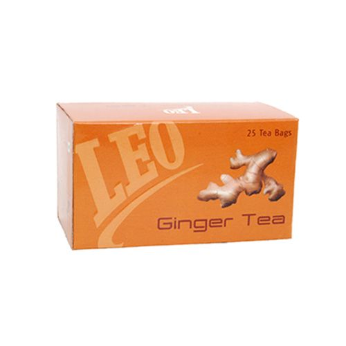 Leo Tea Bags Ginger