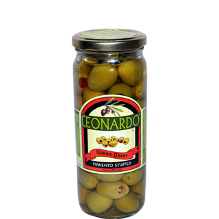 Leonardo Queen Olives Pimiento Stuffed Olives