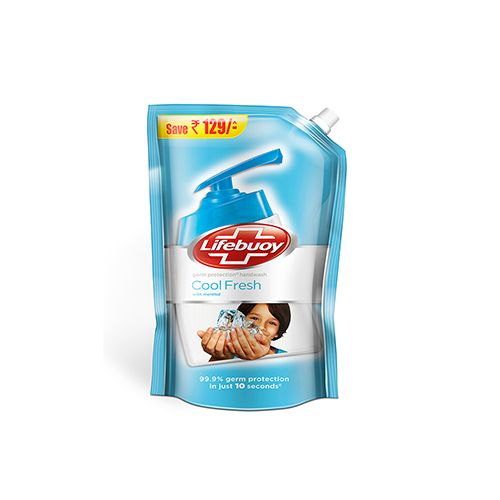 Lifebuoy Cool Fresh Hand Wash Refill Pack