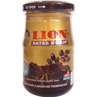 Lion Syrup Dates