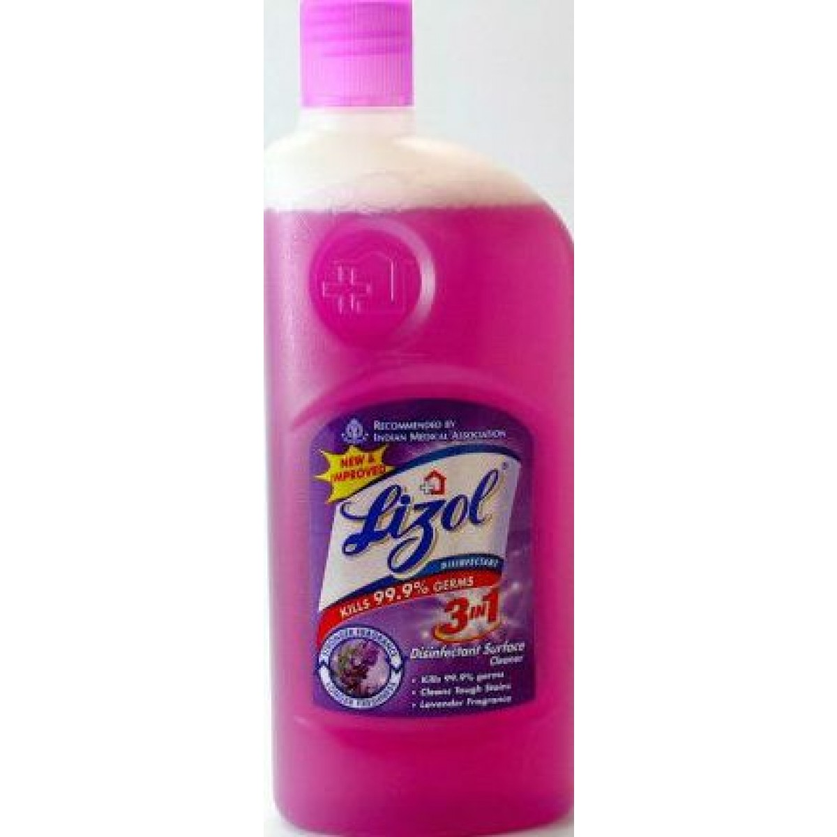 Lizol Disinfectant Surface Cleaner Lavender