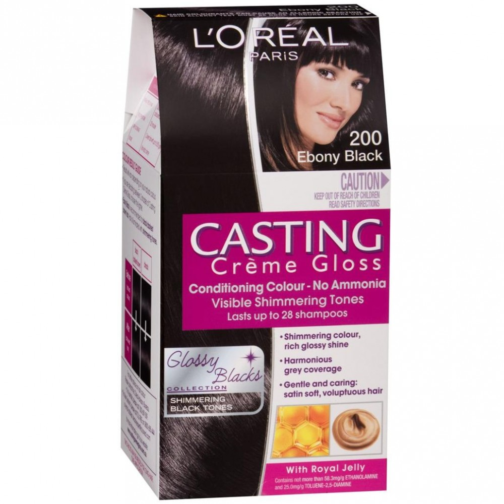 Loreal Paris Casting Creme Gloss Black Cherry 360 72 ml Plus