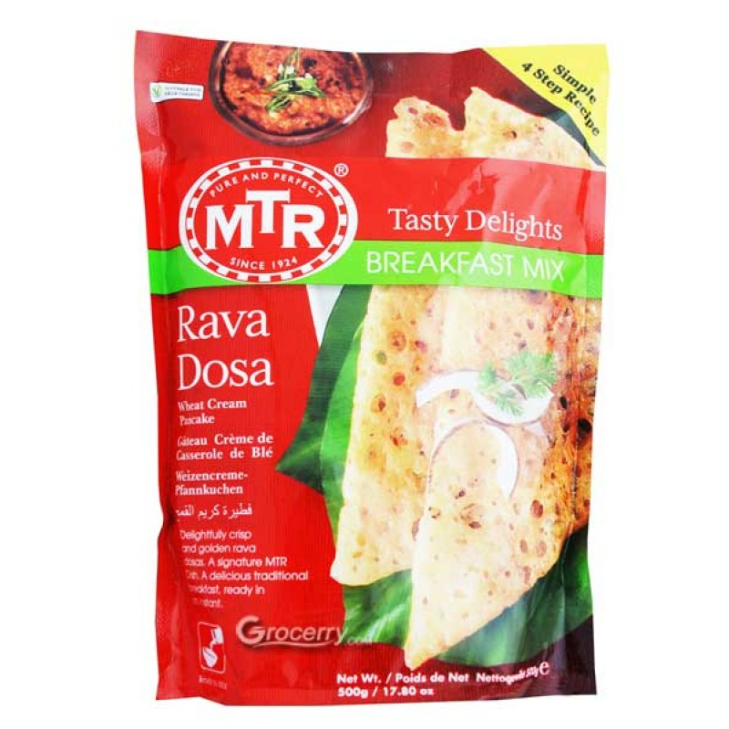 MTR Breakfast Mix  Rava Dosa