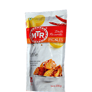 MTR Lime Pickle Pouch