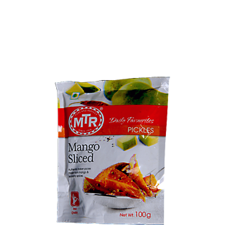 MTR Mango Sliced Pickle Pouch
