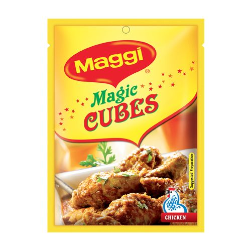 Maggi Cubes Magic Chicken