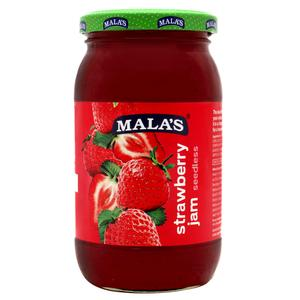 Malas Jam Strawberry Seedless