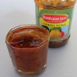 Mambalam Iyers Pickle Citron