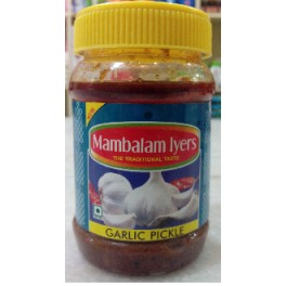 Mambalam Iyers Pickle Garlic