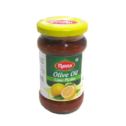 Manna Olive Oil Pickle Lime