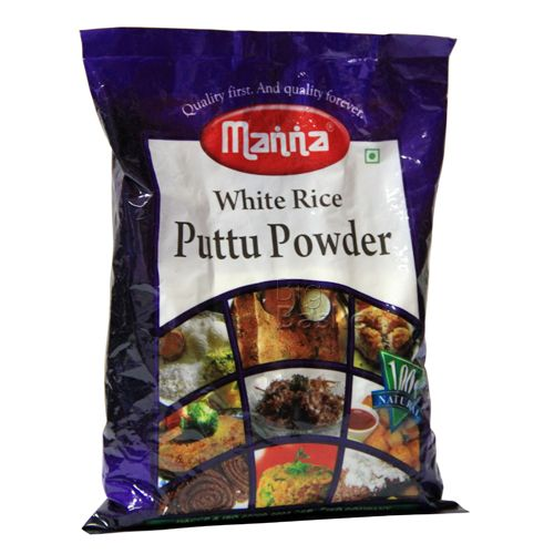Manna Puttu Powder White Rice