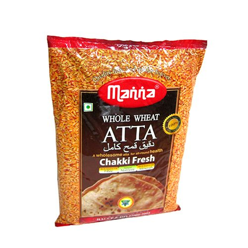 Manna Whole Wheat Atta