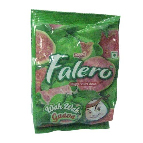 Mapro Falero Pulpy Fruit Chews Guava