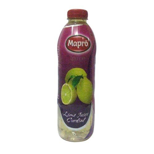 Mapro Lounge Lime Juice Cordial