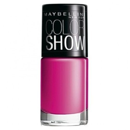 Maybelline Color Show Nail Color Fiesty Fushcia 0213