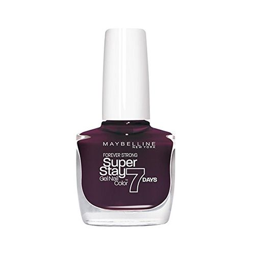 Maybelline Super Stay Nail Color 05 Extreme Blackcurrant