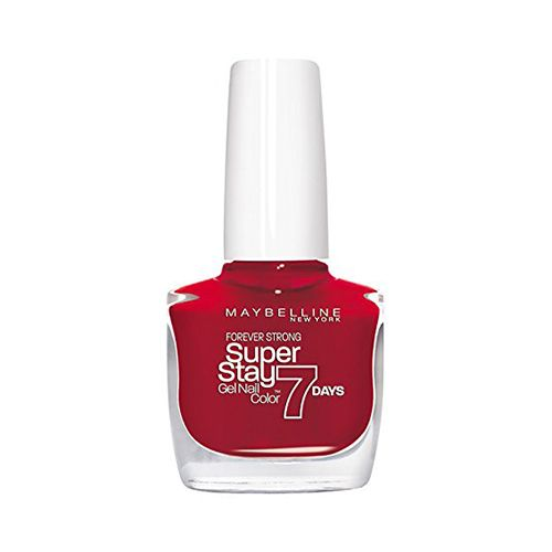 Maybelline Super Stay Nail Color 06 Deep Red