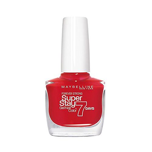 Maybelline Super Stay Nail Color 08 Passionte Red