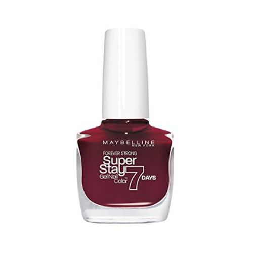 Maybelline Super Stay Nail Color  287 Midnight Red
