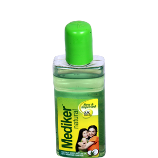 Mediker Natural Coconut Based Anti Lice Oil