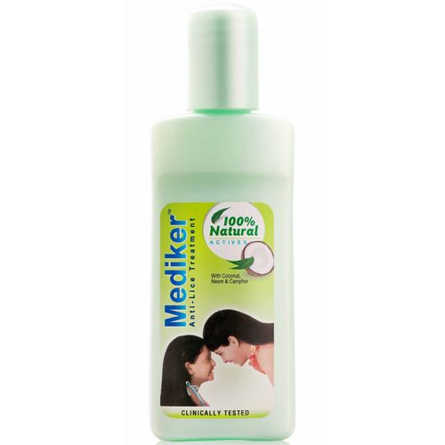 Mediker Shampoo Anti Lice Treatement