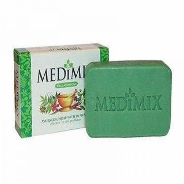 Medimix Bathing Soap Ayurvedic Soap with 18 Herbs