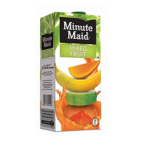 Minute Maid Juice Mixed Fruit