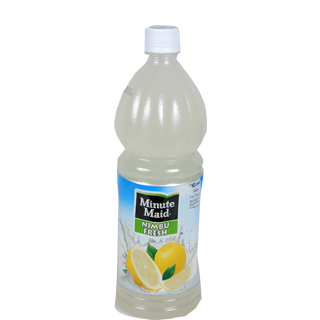 Minute Maid Nimbu Fresh Lemon Juice Concentrate