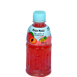Mogu Mogu Peach Flavored Juice