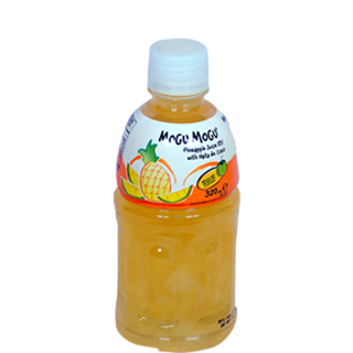 Mogu Mogu Pineapple Juice