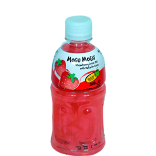 Mogu Mogu Strawberry Juice