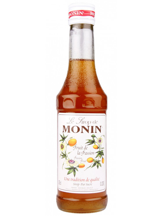 Monin Syrup Passion Fruit Flavored