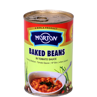 Morton Baked Beans In Tomato Sauce