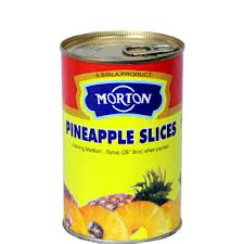 Morton Pineapple Slice