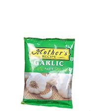 Mothers Garlic Paste