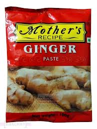Mothers Ginger Paste